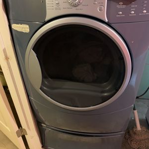Washer And Dryer (1yr Old) Need To Sell ASAP I'm Moving for Sale in Springfield, MA