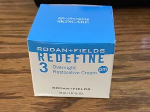 Rodan and Fields Refine Overnight Restore Cream for Sale in Midlothian, VA