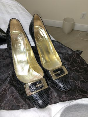 Gucci women shoes 6.5 for Sale in Boca Raton, FL