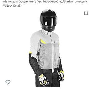 Alpinestars Quasar Motorcycle Jacket for Sale in Los Angeles, CA