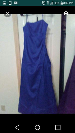 Blue dress.....new for Sale in Frostproof, FL