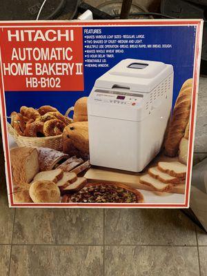 Bread maker for Sale in Rockaway, NJ