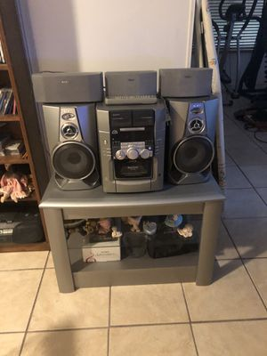 Sony stereo system. for Sale in Lutz, FL