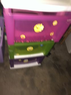 3-drawer set on wheels for Sale in McDonough,  GA