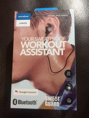 Anker SoundCore Spirit Pro GVA Wireless Sport Earbud Brand New for Sale in Folsom, CA