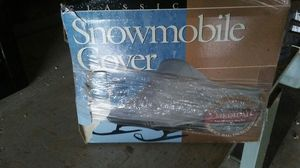 Weatherproof canvas snowmobile cover for Sale in Minneapolis, MN