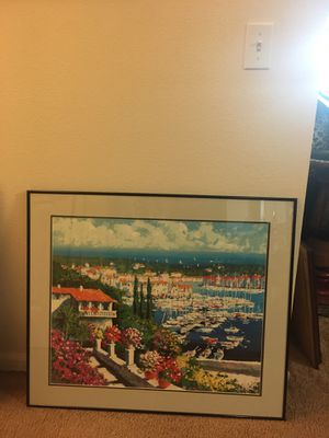 Beautiful wall picture for Sale in Riverside, CA
