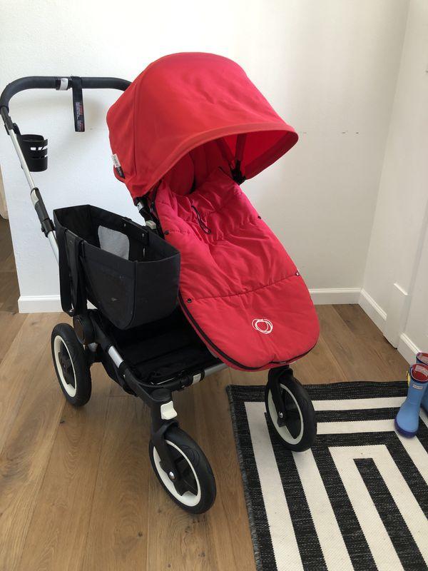 Bugaboo Donkey Double Stroller