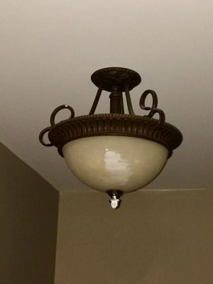 Ceiling mount fixture for Sale in Waterford, VA