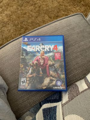 Far cry 4 for Sale in Medford, OR