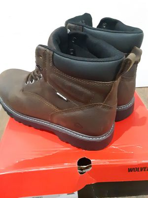 Wolverine boots mens size 12$65 for Sale in Glendale, AZ