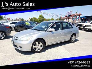 2004 Honda Civic for Sale in Salinas, CA