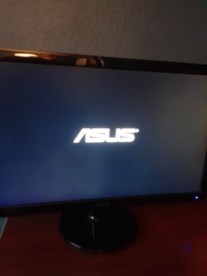 Asus Computer Monitor/TV HMDI 1080p HD NEED GONE for Sale in San Diego, CA