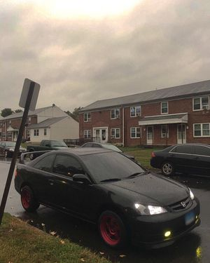 2003 Honda Civic EX Coupe for Sale in New Britain, CT
