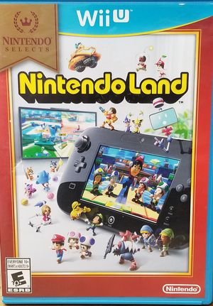 Nintendoland Nintendo Wii U for Sale in Fresno, CA