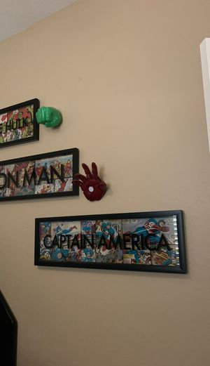 Avengers room decor for Sale in Queen Creek, AZ