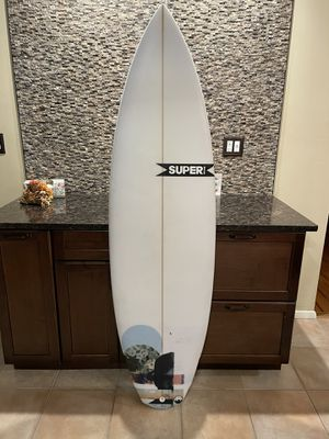 Super Brand 5'11 Surfboard for Sale in Center Moriches, NY