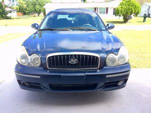 2002 Hyundai Sonata for Sale in Holiday, FL