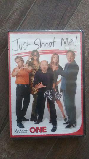 Season 1 Just Shoot Me for Sale in Henderson, TX