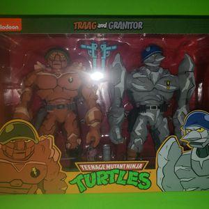 Teenage Mutant Nija TURTLES Tragg And Granitor for Sale in Hacienda Heights, CA