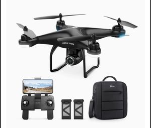 Holy Stone HS120D GPS Drone with Camera for Adults 1080p HD FPV, Quadcotper with Auto Return Home for Sale in Skokie, IL