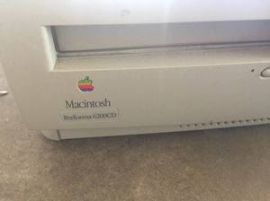 Old hard drive cool piece apple Macintosh for Sale in White Hall, AR