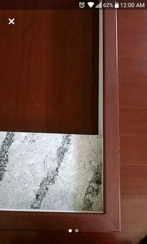 Bullnose - St. James cherry laminate flooring for Sale in San Jose, CA