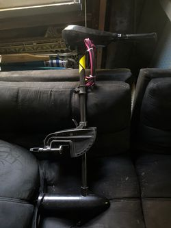 46 lbs thrust 36 inch boat trolling motor for Sale in Brockton,  MA