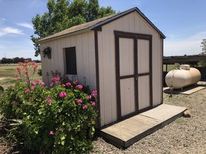 Storage shed 8'X8' for Sale in Stockton, CA