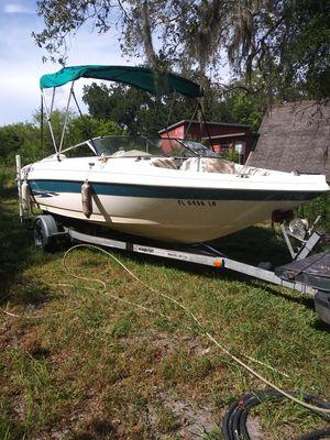 2000 larsen 19.11 5.0 v8 for Sale in NEW PRT RCHY, FL