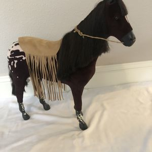 """American Girl Doll horse- """"Steps High"""" for Sale in Madera, CA"""