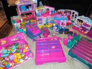 🎀Huge amount of shopkins🎀🎅🎁🎄 for Sale in Katy, TX