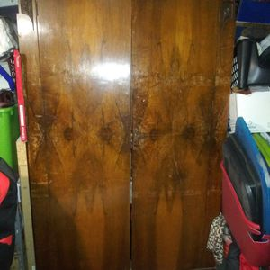 ANTIQUE ARMOIRE MUST SELL BY WED MOVING OUT OF STATE for Sale in Littleton, CO