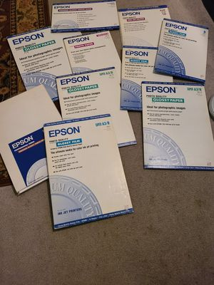 Epson Photo Paper for Sale in Henderson, NV
