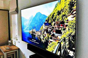 LG 60UF770V Smart TV for Sale in Crooks, SD