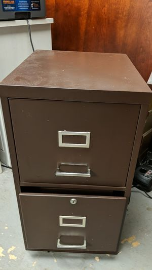 Filing cabinet for Sale in Arlington, VA