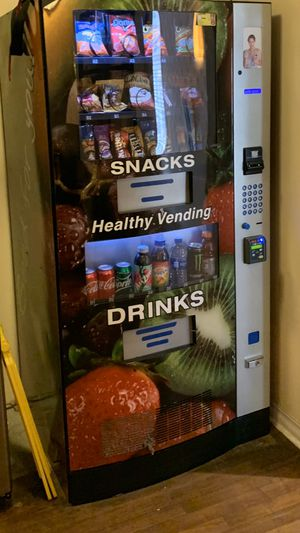 vending machine for Sale in Los Angeles, CA