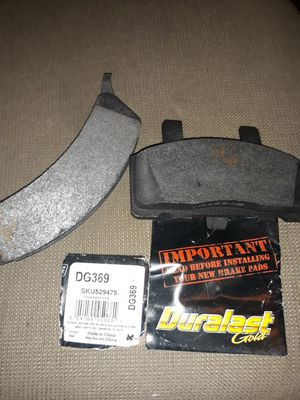 Brake pads new ( only one set) for Sale in Manheim, PA