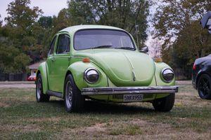 1972 Volkswagen Super Beetle for Sale in Sacramento, CA