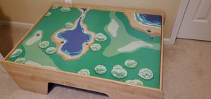 Kids Toy Table (Thomas train sets) for Sale in Yorktown, VA