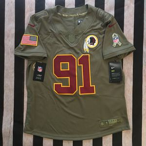 Redskins Salute to Service Kerrigan Jersey Womens for Sale in Springfield, VA