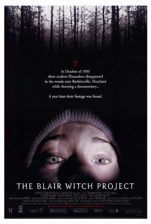 The Blair Witch Project Movie Theater Poster! for Sale in Traverse City, MI