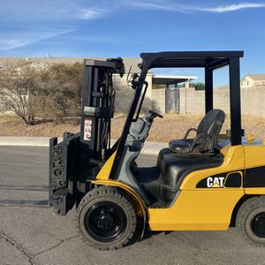 Caterpillar P6000 Forklift for Sale in North Las Vegas, NV