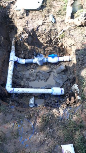 Sprinkler sistem and French drainage. for Sale in Grand Prairie, TX