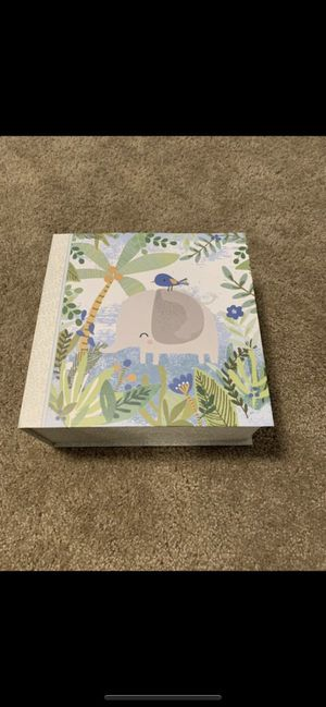 Baby memory box for Sale in Fontana, CA