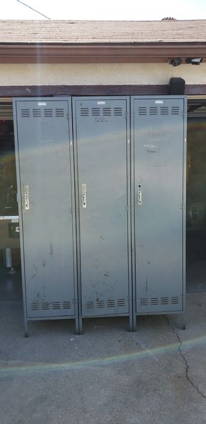 Lockers for Sale in South El Monte, CA