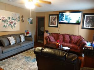 Red sofa for Sale in Wichita, KS