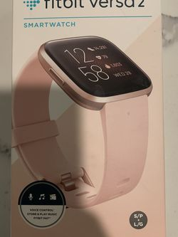 Pink Fitbit Versa 2 for Sale in Simi Valley,  CA