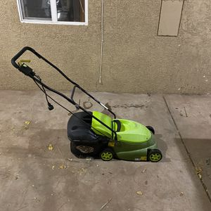 Electric Mow Joe Lawn Mower for Sale in Las Vegas, NV