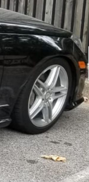 "Genuine Mercedes Benz 18"" AMG IV Wheels. Set of 4 . Part # : A2124013602 for Sale in Savage, MD"